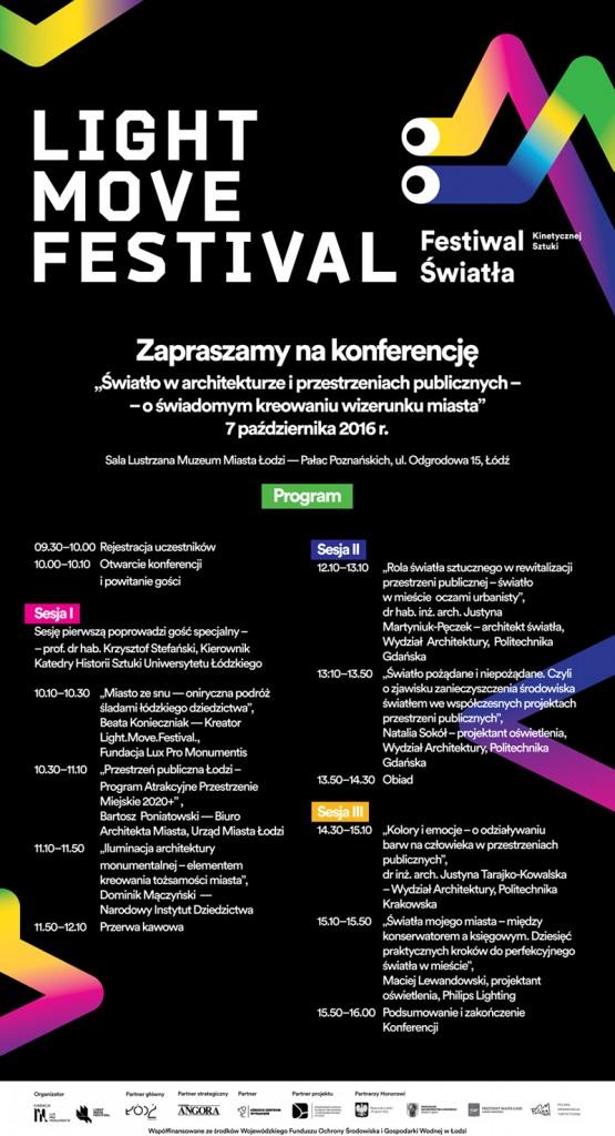 Zaproszenie na Konferencję - program 2016